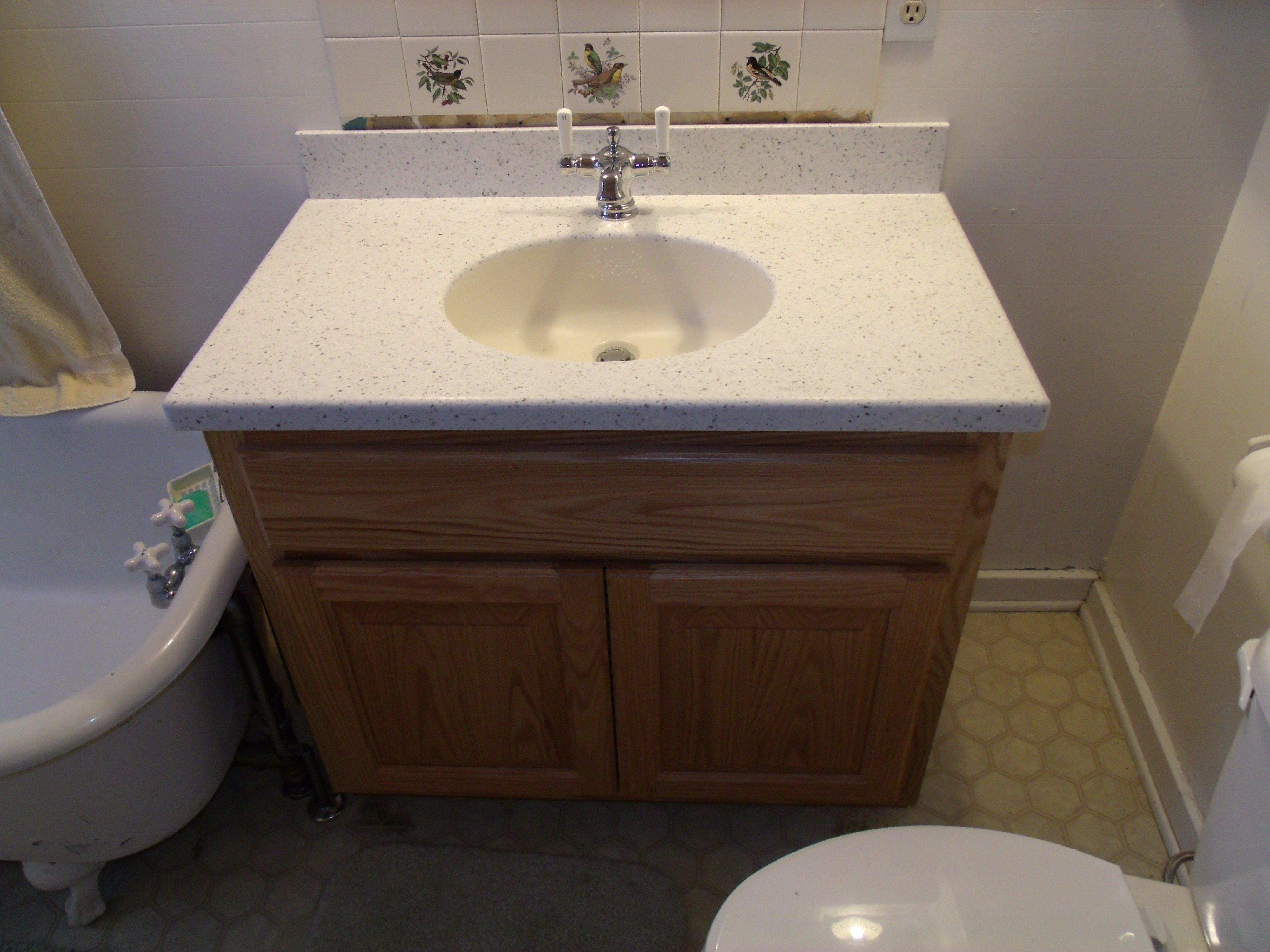 interior to vanity home custom and