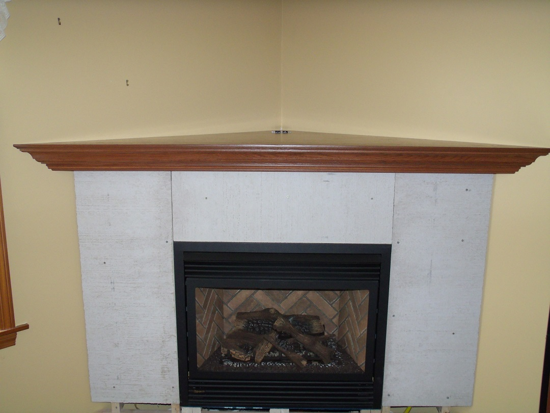 watch wood mantels mantel building of from a pictures youtube fireplace scrap