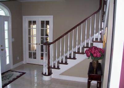 Traditional Balustrade Staircase 2