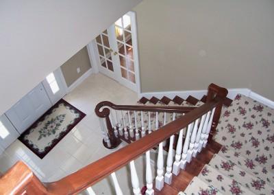 Traditional Balustrade Staircase 3
