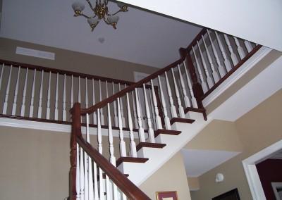 Traditional Balustrade Staircase 1