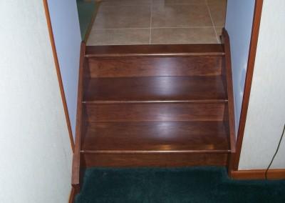 Split-Level 3 Steps